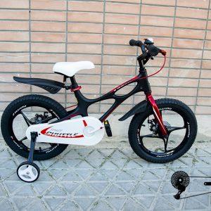 دوچرخه شهري قناري مدل اسپیس شاتل سفید سايز 16 Canary City Bicycle Space Shuttle