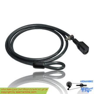 قفل دوچرخه ترکام مدل اف کی 222 ال تی Tercom Cable Lock FK-222LT