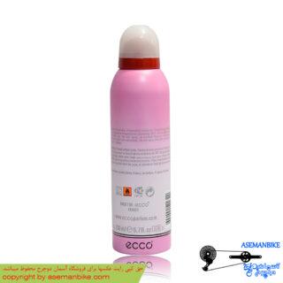 اسپری خوشبو کننده بدن اکو بزرگ مدل ورساچی برایت کریستال Ecco Body Spray  Versaci Bright Crystal