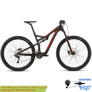 دوچرخه کوهستان اسپشالايزد مدل اس جی اف اس آر کامپ سايز 29 سايز فريم 17.5 Specialized Bike SJ FSR Comp 29