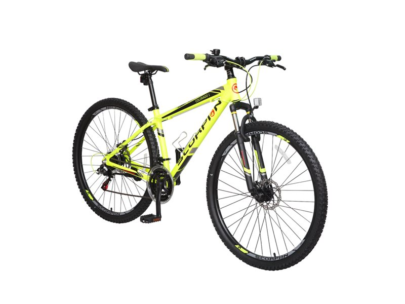 دوچرخه کوهستان اسکورپیون مدل کولارادو سایز Scorpion Colorado 29ER 29