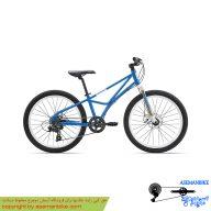 دوچرخه شهری جاینت مدل آی فان آبی سایز 24 Giant Bicycle Momentum Ifun Motr