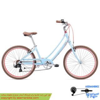 دوچرخه شهري جاينت مدل سود 2 سايز 26 Giant Liv Suede 2 Urban 2017