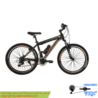 دوچرخه کوهستان المپیا مدل چلسی مشکی طلایی سایز 26 Olympia Chelsea Mountian Bicycle