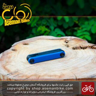 آچار آلن 7 کاره پلاستیکی Plastic Wrench Alen Key Tools