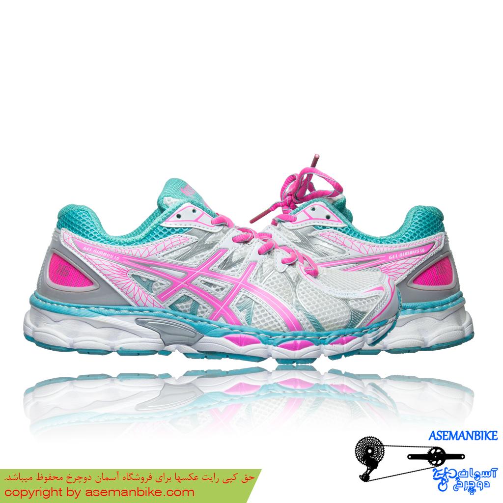 کفش ورزشی زنانه اسیکس مدل فلوید فیت Asics Sport Lady Shoes Fluidfit