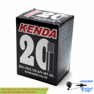 تیوپ دوچرخه کندا Kenda Tube 20x1.75/2.125