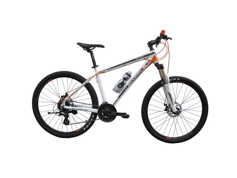 دوچرخه کوهستان اسکورپیون مدل مهاوی سایز 29 Scorpion Mohave Mountain
