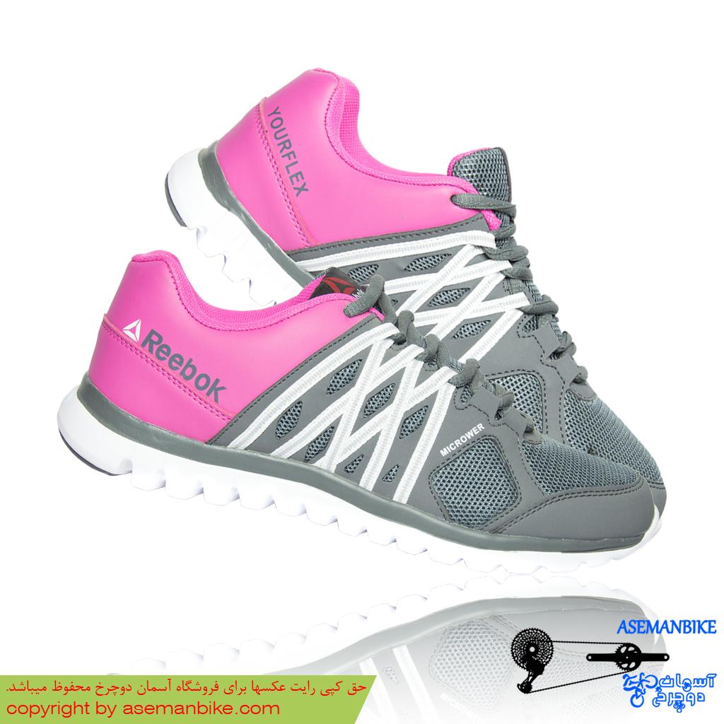 کفش اسپورت ریبوک ویتنام دخترانه مدل آر 316 Reebok Sport Shoes Lady R316