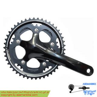 طبق قامه دوچرخه شیمانو 46 جی Shimano Crankset 46-G