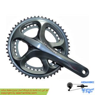 طبق قامه دوچرخه شیمانو التگرا اس جی ایکس 53 بی Shimano Crankset Ultegra SGX-53B