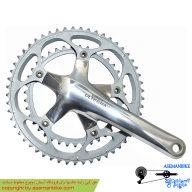 طبق قامه دوچرخه شیمانو التگرا اس جی ایکس 53 بی Shimano Crankset Ultegra SG-X 53-B
