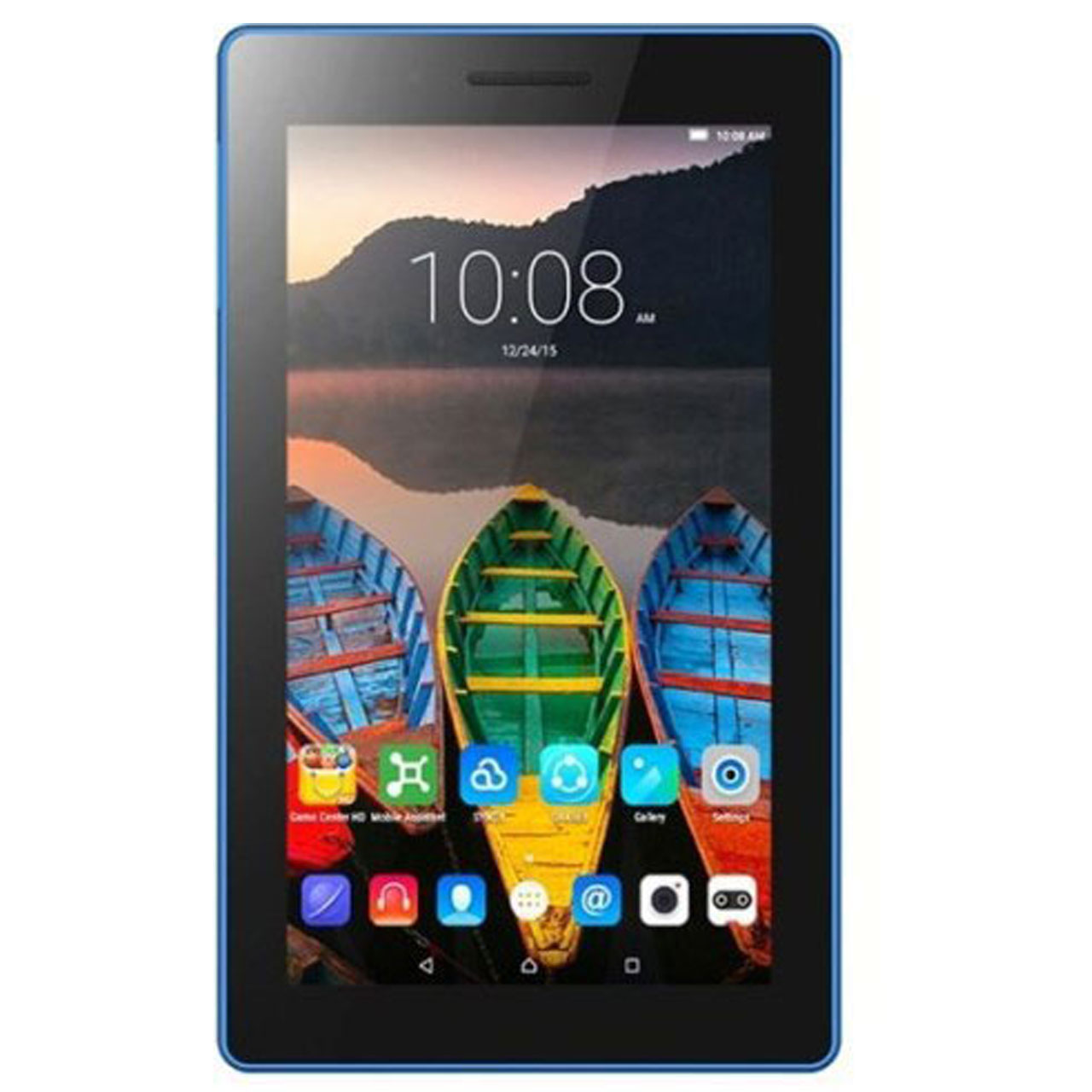 تبلت لنوو مدل Tab 3 7 4G دو سيم کارت ظرفيت 16 گيگابايت به همراه باندل Exclusive