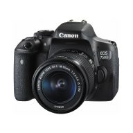 دوربين ديجيتال کانن مدل Canon EOS 750D / Rebel T6i / Kiss X8i Kit 18-55 IS STM Digital Camera