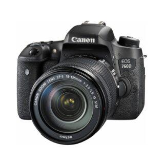 دوربين ديجيتال کانن مدل Canon EOS 760D / Rebel T6s Kit 18-135 IS STM Digital Camera