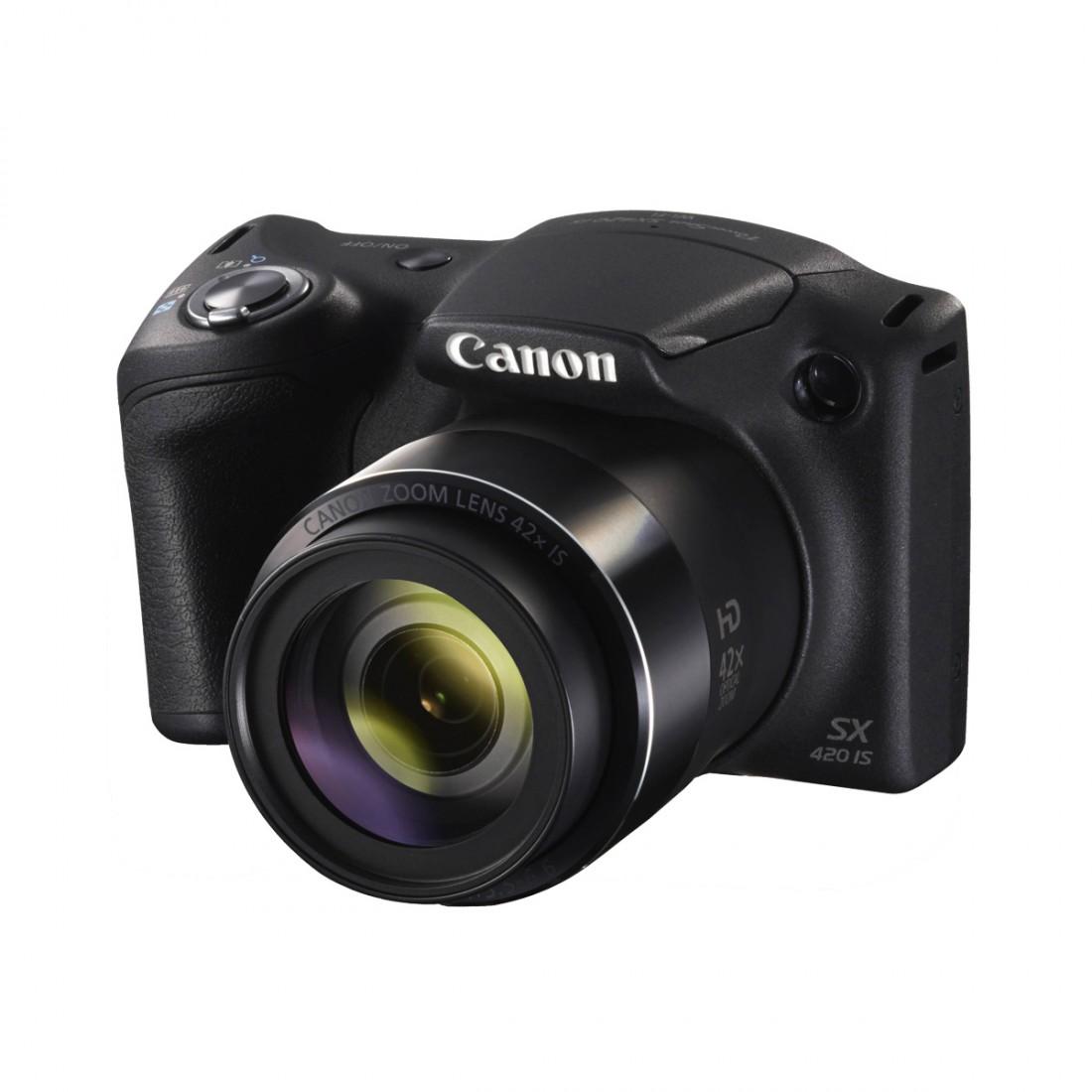دوربين ديجيتال کانن مدل Canon PowerShot SX420 IS Digital Camera
