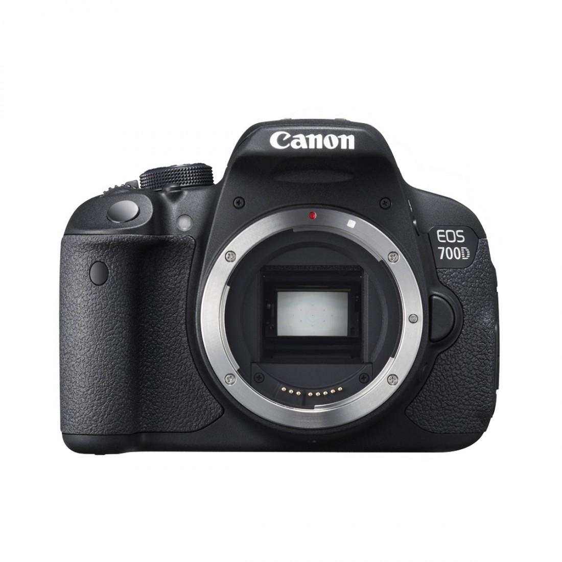 دوربین دیجیتال کانن مدلCanon EOS 700D Digital Camera Body Only