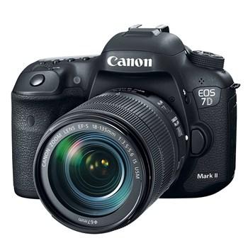 دوربین دیجیتال کانن مدل Canon EOS 7D Mark II Digital Camera With 18-135mm IS USM Lens