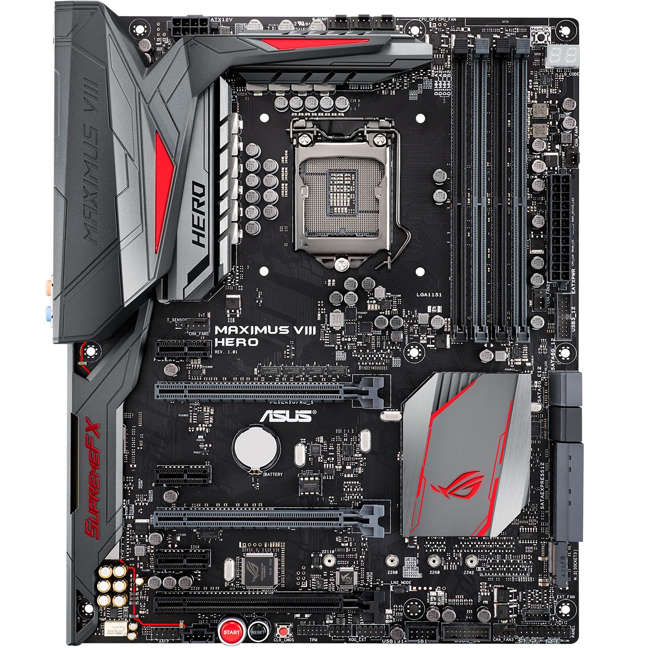 مادربرد ايسوس مدلASUS MAXIMUS VIII HERO Motherboard