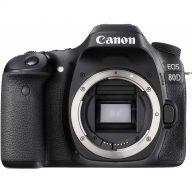 دوربين ديجيتال کانن مدل Canon Eos 80D Body Digital Camera