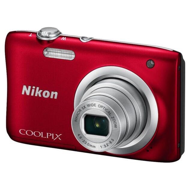دوربين ديجيتال نيکون مدل Nikon Coolpix A100 Digital Camera