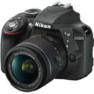 دوربين ديجيتال نيکون VR AFP Nikon D3300 Kit 18-55Digital Camera