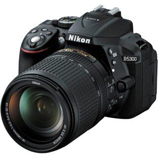 دوربين ديجيتال نيکون مدل Nikon D5300 kit 18-140 VR Digital Camera