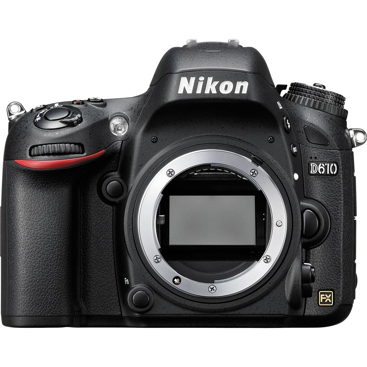 دوربين ديجيتال نيکون مدل Nikon D7100 Body Digital Camera