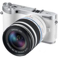 دوربين ديجيتال سامسونگ مدل Samsung NX300 18-55mm Digital Camera