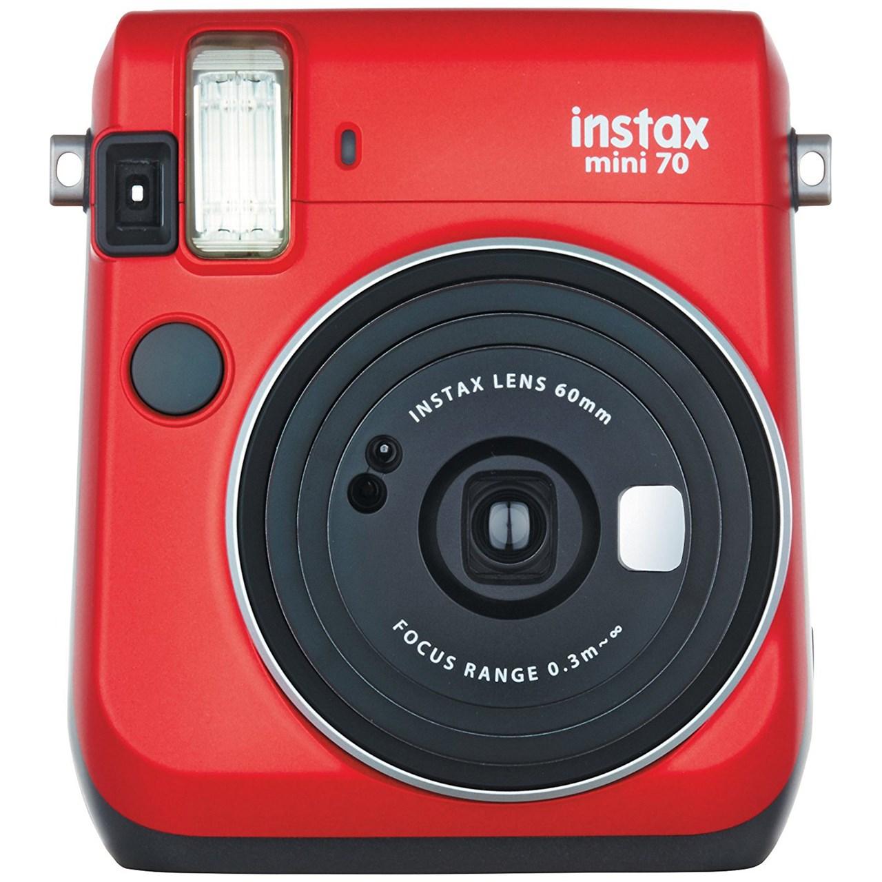 دوربين عکاسي چاپ سريع فوجي فيلم مدل Fujifilm Instax mini 70 Digital Camera