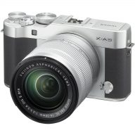 دوربين ديجيتال بدون آينه فوجي فيلم مدل Fujifilm X-A10 Mirrorless Digital Camera with 16-50mm Lens