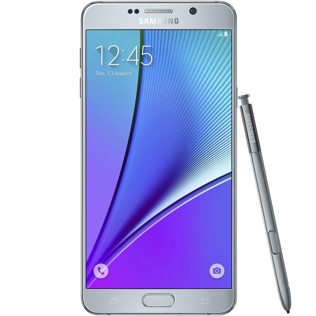 گوشي موبايل سامسونگ مدل Galaxy Note 5 SM-N920CD دو سيمکارت ظرفيت 32 گيگابايت