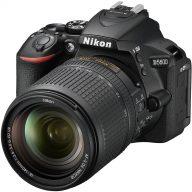 دوربین دیجیتال نیکون مدل Nikon D5600 Digital Camera With 18-140mm VR AF-S DX Lens