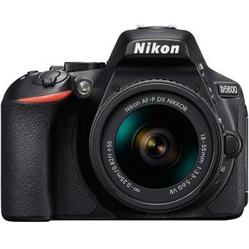 دوربين ديجيتال نيکون مدل Nikon D5600 Digital Camera With 18-55mm VR AF-P Lens