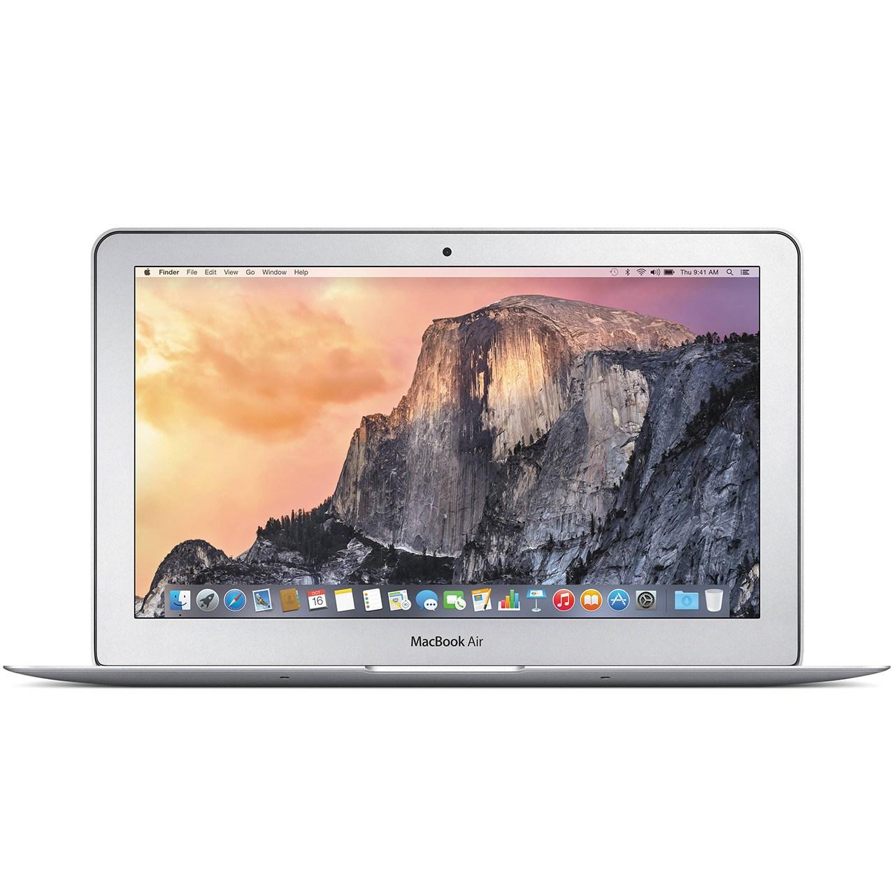 لپ تاپ 11 اينچي اپل مدل MacBook Air MJVM2 2015