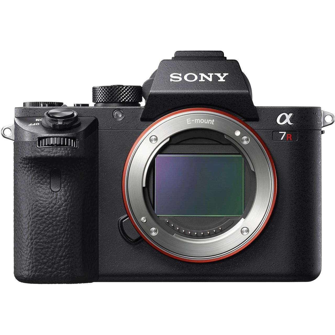 دوربین دیجیتال بدون آینه سونی مدل Sony A7R II Mirrorless Digital Camera Body Only