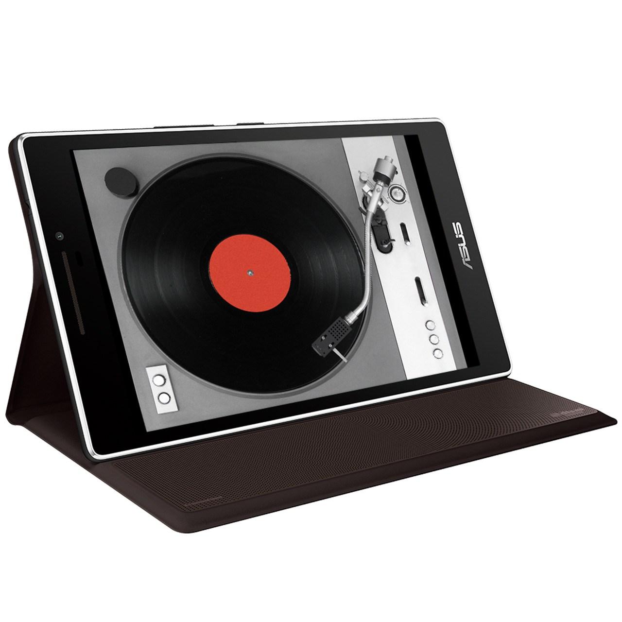تبلت ايسوس مدل ZenPad 7.0 Z370CG به همراه ASUS Audio Cover ظرفيت 16 گيگابايت