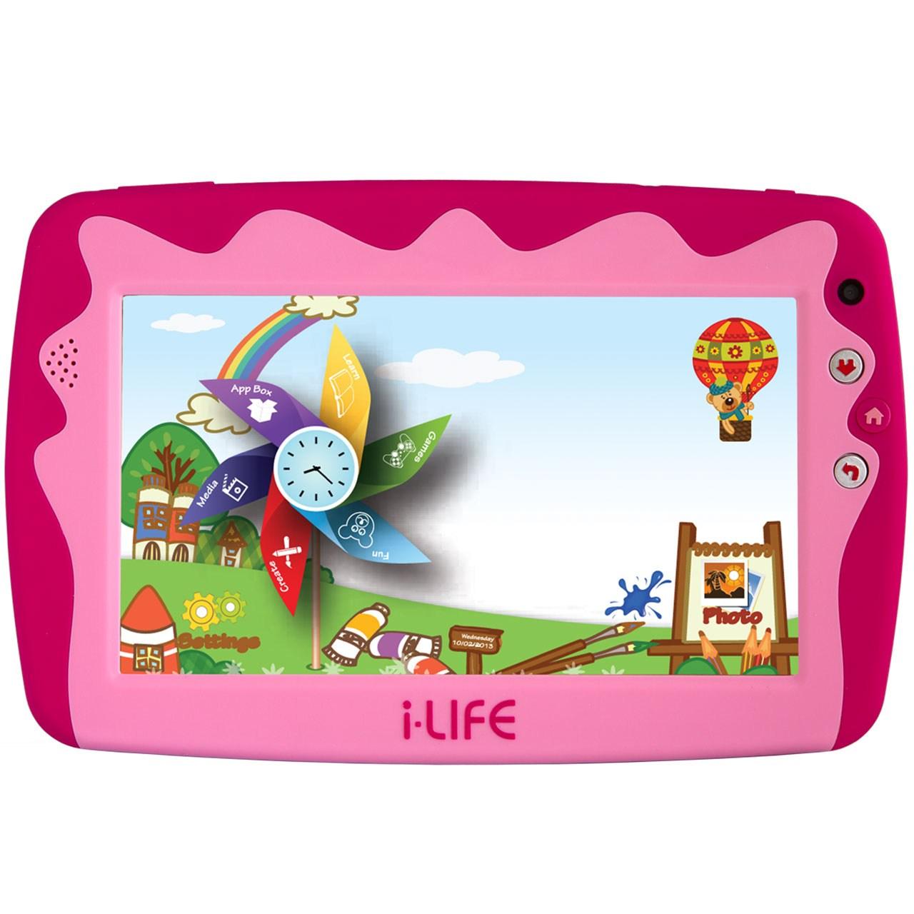 تبلت آي لايف مدل Kids Tab 4 - ظرفيت 8 گيگابايت