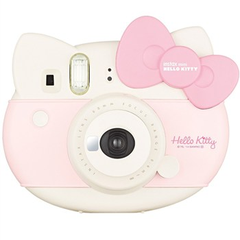 دوربين عکاسي چاپ سريع فوجي فيلم مدل Fujifilm Instax mini Hello Kitty Limited Edition Digital Camera