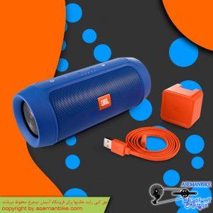 اسپیکر بلوتوسی موزیک پلیر جی بی ال مدل شارژ 2 پلاس JBL Portable Bluetooth Speaker Charge 2 Plus