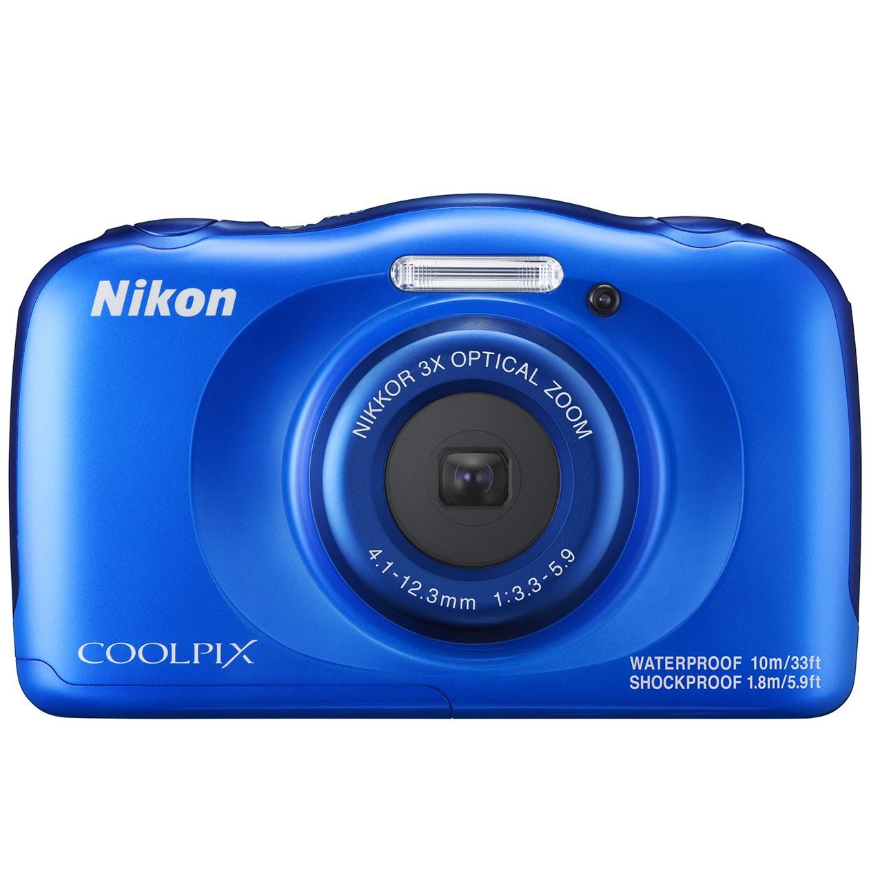 دوربین دیجیتال نیکون مدل Nikon W100 Digital Camera