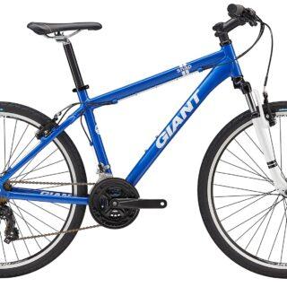 دوچرخه هيبريدي جاينت مدل اسنپ 21 آبی سايز 26 Giant Snap Blue 21 2017