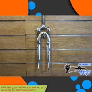 دوشاخ دوچرخه اس آر سانتور مدل ام جی سایز 26 SR Suntour Bicycle Fork MG NCX 26