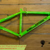تنه دوچرخه بلست مدل توربو سبز سایز 26 Blast Bicycle Frame Turbo 26