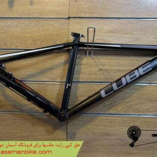تنه دوچرخه کیوب مدل ال تی دی پرو سایز 27.5 Cube Bicycle Frame LTD Pro 27.5