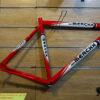 تنه دوچرخه کورسی ادی مرکس قرمز Eddy Merckx Bicycle Frame