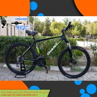 دوچرخه استوک دست دو جاینت مدل رینکون دیسک سایز 26 Giant Mountain Bicycle Stock Rincon Disc 26