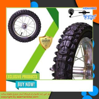 لاستیک دوچرخه بچه گانه اوکی سایز 16 OK Bicycle Tire 16