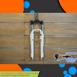 دوشاخ جلو دوچرخه آر اس تی مدل بلیز 100 میلیمتر بازی سایز 26 RST Blaze Bicycle Fork 100mm Travel 26