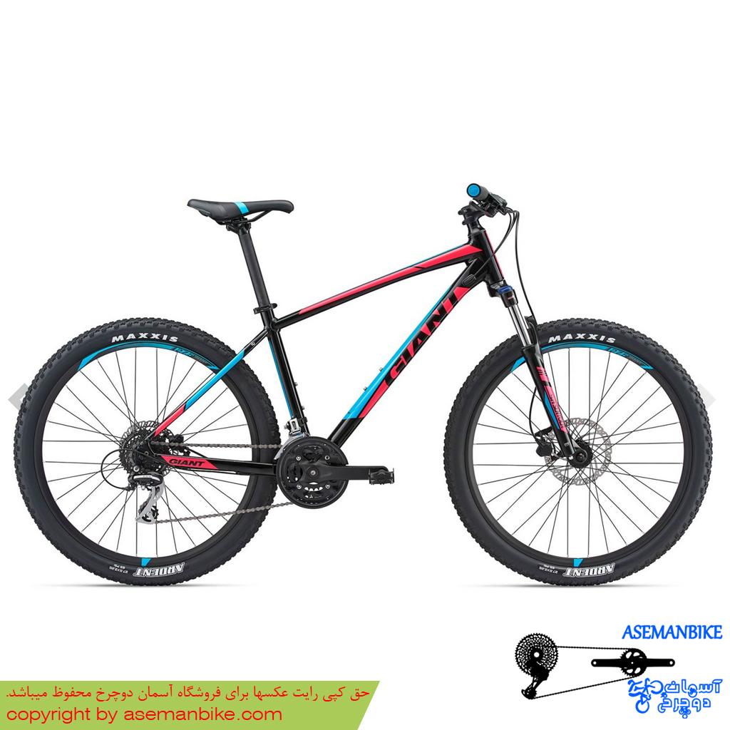 دوچرخه کوهستان جاینت مدل تالون 3 سایز 27.5 2018 Giant Mountain Bicycle Talon 3 27.5 2018